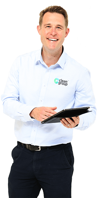 Clean Group Sydney - Manager - Stephen