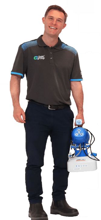 Clean Group Sydney - Cleaning Manager - Stephen